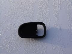 MAZDA MX5 EUNOS (MK2 1998 - 2005) DOOR HANDLE TRIM - INTERIOR - RIGHT RHS